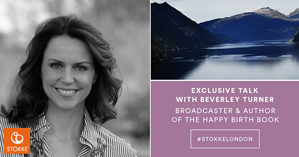 StokkeLondon event with Beverley Turner
