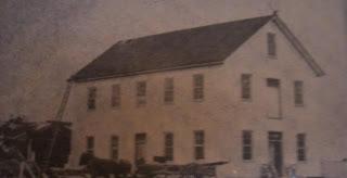 The original grist mill at West Jordan, Utah