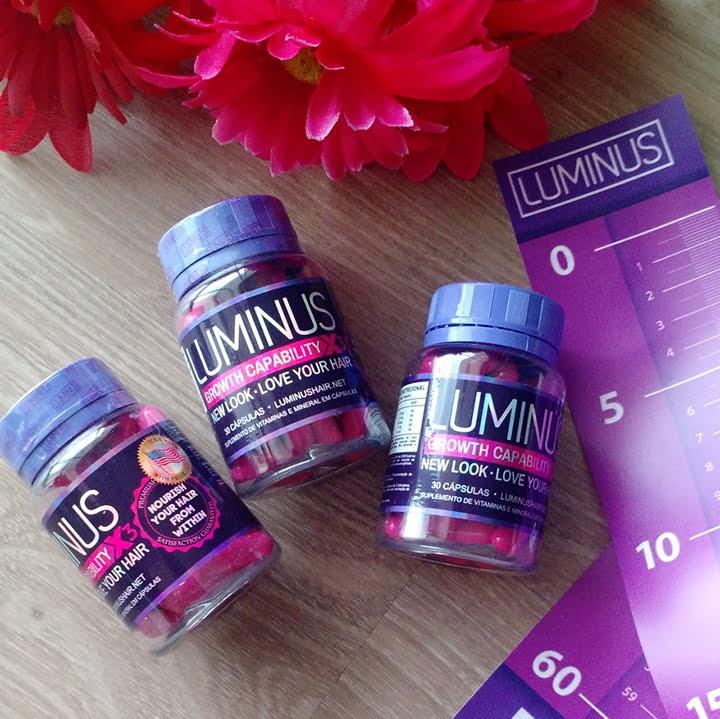 061de62f2 O complexo vitamínico Luminus Hair realmente funciona   - DiCa Mattos