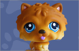 LPS Chow Chow Pets