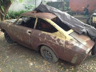 Dijuwal Cepat dg Harga Murah Fiat Italy Sport Coupe Tahun 1968