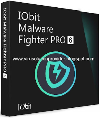 Malware Fighter Pro 6.3 Latest Version Free for 180 Days