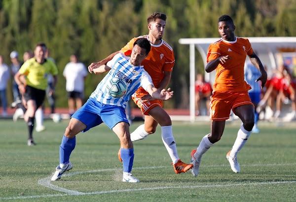 Málaga 1-1 Córdoba, fotos del encuentro