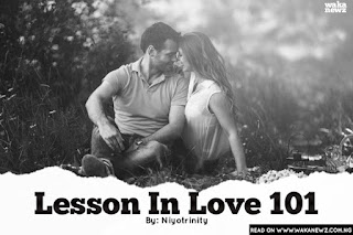 lesson in love