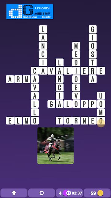 Soluzioni One Clue Crossword livello 10 schemi 15 (Cruciverba illustrato)  | Parole e foto