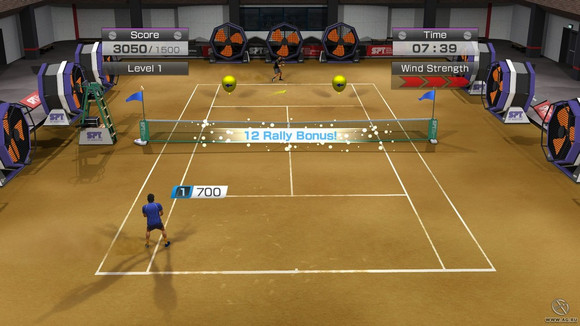 Virtual Tennis 4 PC Full Version Screenshot 3