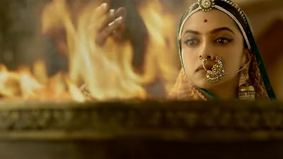 Deepika Padukone Gorgeous HD Wallpaper Of Padmavati Film