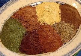 البهارات السبعة بطريقتين مختلفتين والمقادير بالمعلقة seven spices
