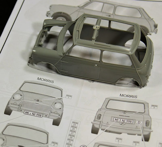 The Modelling News Review New Tool Revell 1 24th Mini Cooper