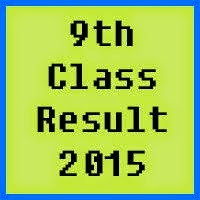 Rawalpindi Board 9th Class Result 2016