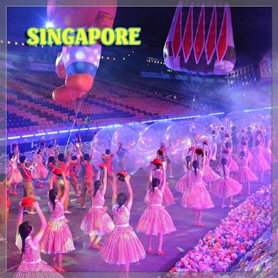 Giá vé đi Singapore tuần đầu tháng 3 năm 2016