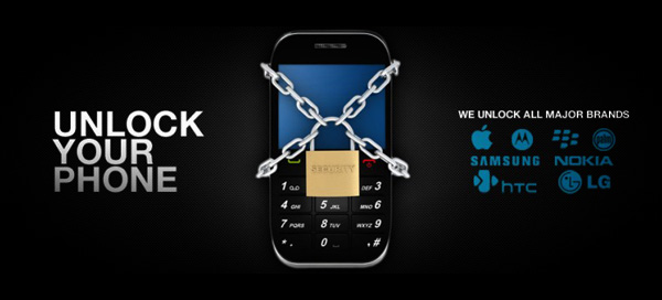 Unlock phones