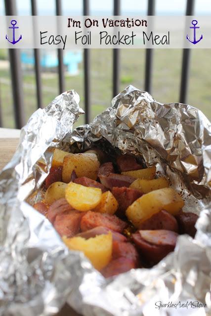 Foil Packet Meal