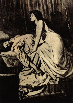 P. Burne-Jones: The Vampire