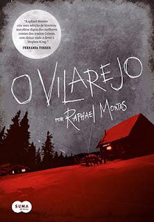 capa do livro o vilarejo do raphael montes