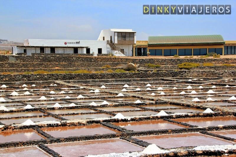 Museo de la Sal y Salinas del Carmen, Fuerteventura
