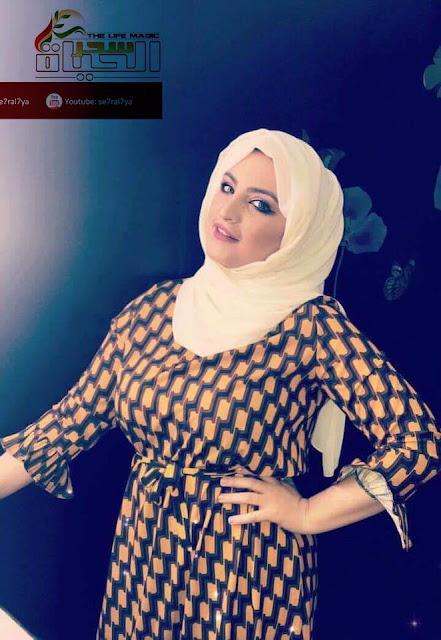 """الاعلامية السورية """"وعد خالد """" طموحي منذو الصغر أن أكون متميزة عن باقي الفتيات والإعلام  خليط من الإبداع وجذوري سورية"""