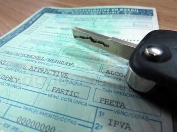 Catanduva arrecada R$ 18,7 milhões com o IPVA/2019