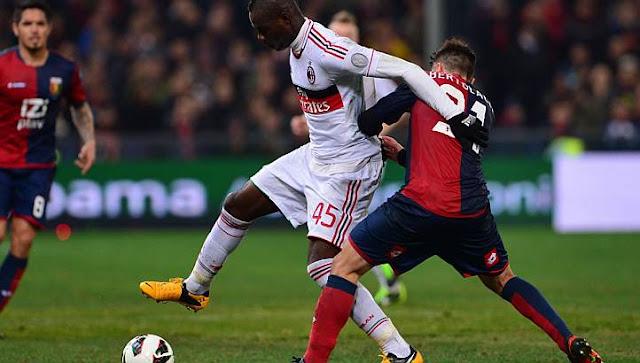 Genoa vs AC Milan