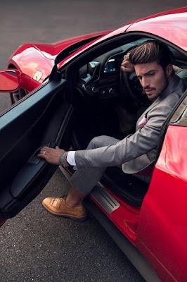 equivalencias en zapatos de hombre