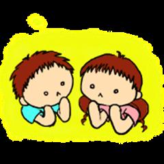 Kana-chan&Kou-chan
