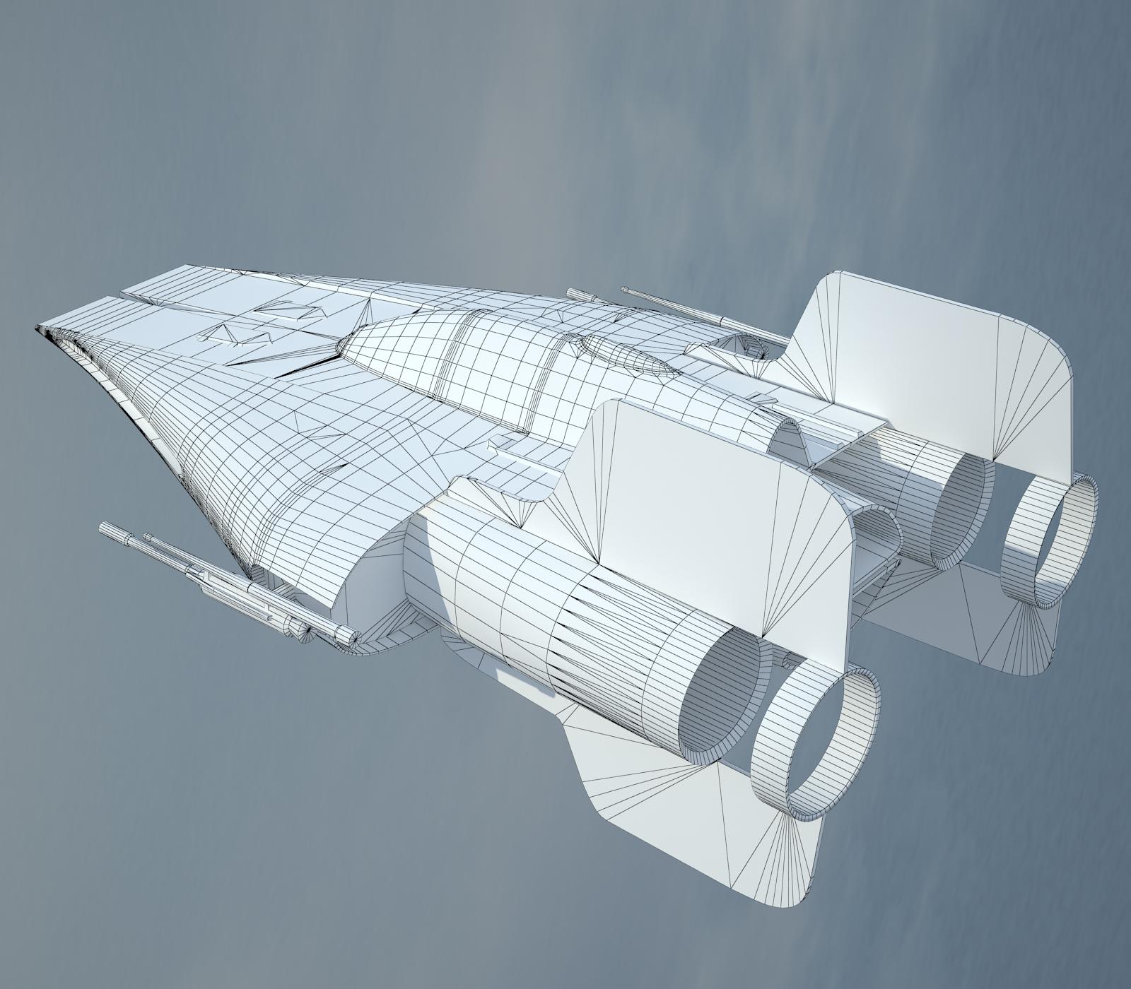 Rz 1 A Wing Interceptor