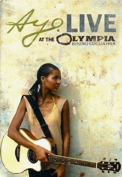 LiveMusicTelevision.Com presents Ayo, Live at The Olympia