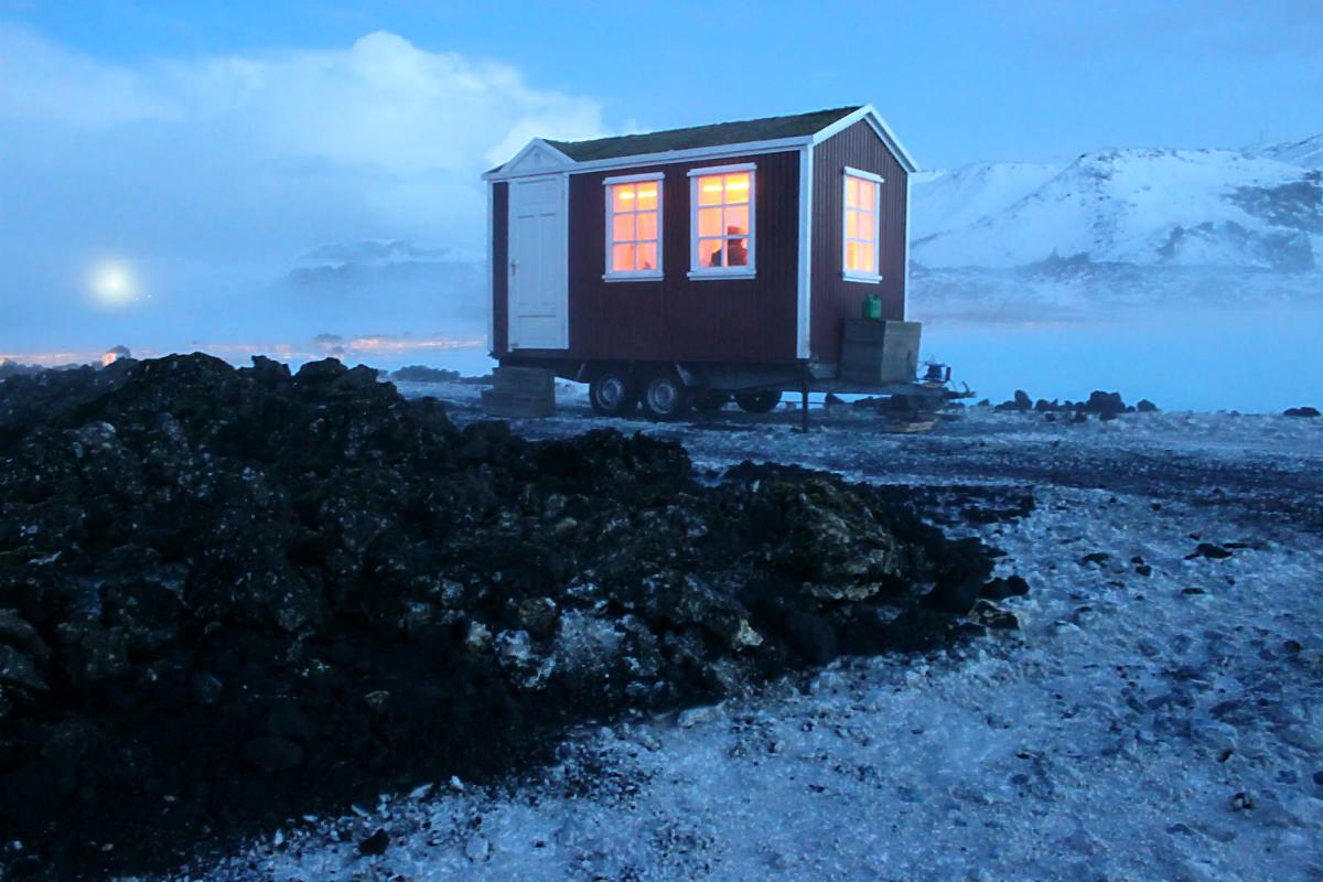 Das Eldhus, das kleinste, fahrende Restaurant der Welt (inspired by Island)  | Arthurs Tochter kocht. von Astrid Paul. Der Blog für food, wine, travel & love