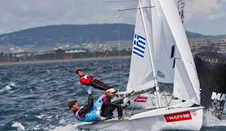 Δύο χρυσά και ένα χάλκινο για την Ελλάδα στο Παγκόσμιο πρωτάθλημα ιστιοπλοΐας