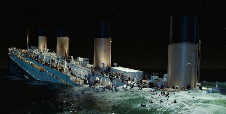 Misteri Mencengangkan di Balik Tenggelamnya Kapal Titanic