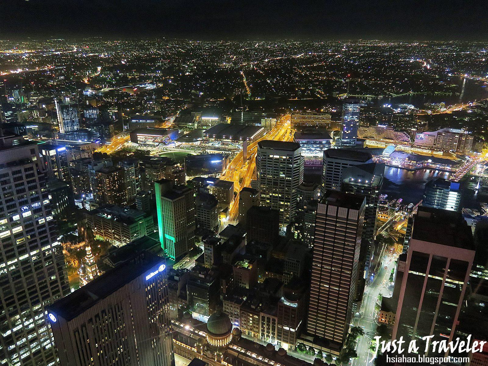 雪梨-悉尼-景點-推薦-雪梨塔-悉尼塔-優惠券-夜景-自由行-套票-旅遊-澳洲-Sydney-Tower-Eye-Tourist-Attraction-Travel-Australia