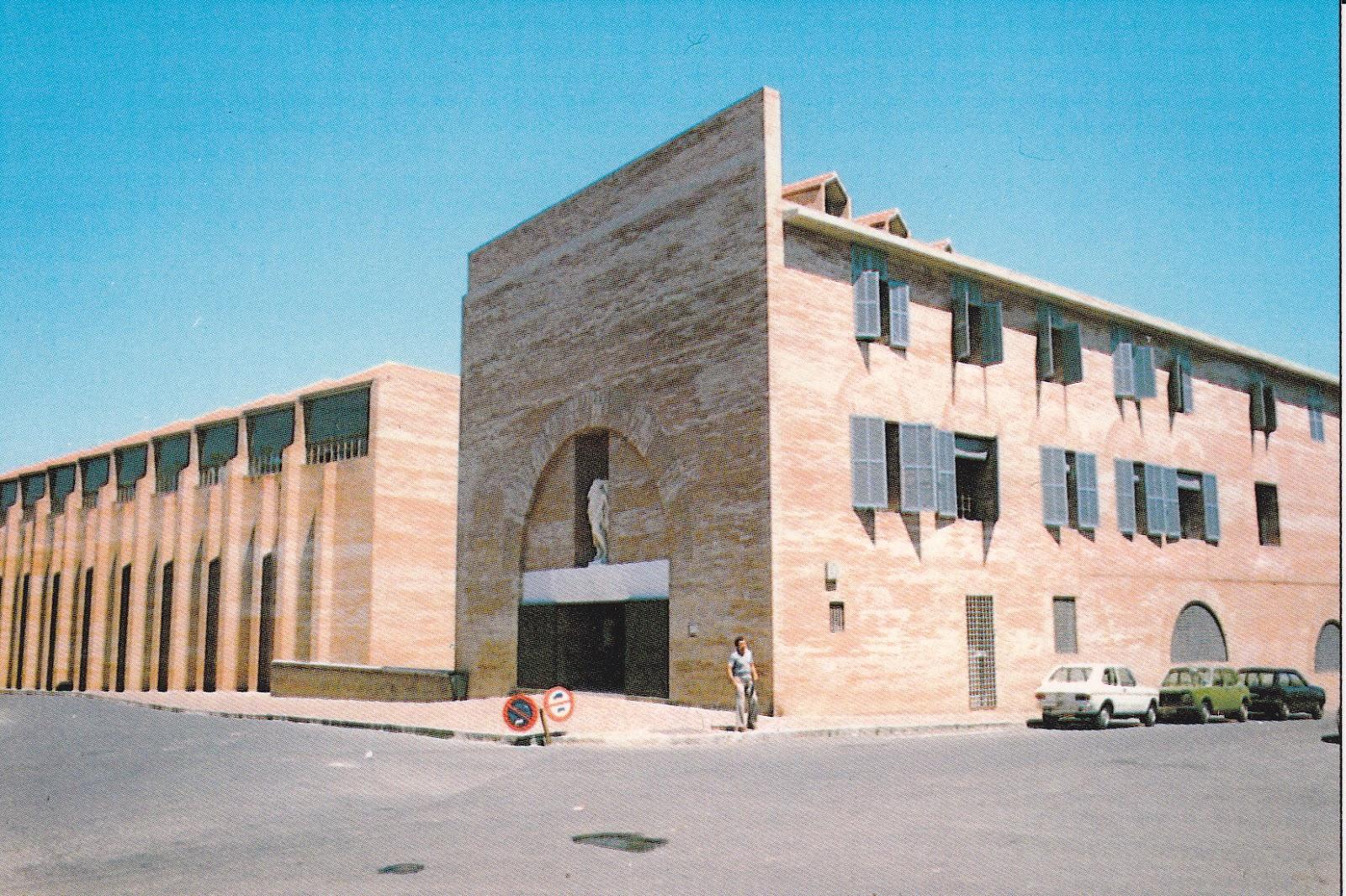 822. Merida, Museo Nacional de Arte Romano