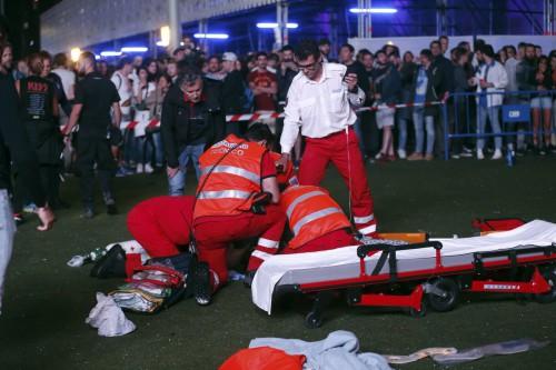Ακροβάτης έπεσε στο κενό και σκοτώθηκε μπροστά σε χιλιάδες θεατές (βίντεο)