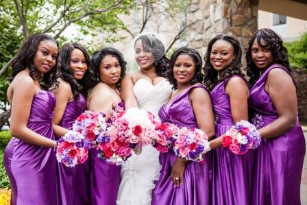 Wedding Fashion in Girls Style