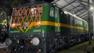 CLW Created World Record in Manufacturing Locomotives