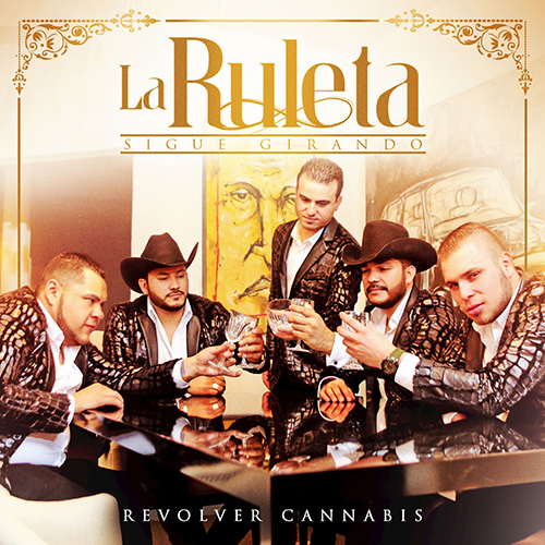 Revolver Cannabis - La Ruleta Sigue Girando (Álbum 2017)