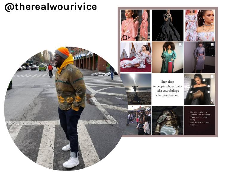 Black Fashion Stylists