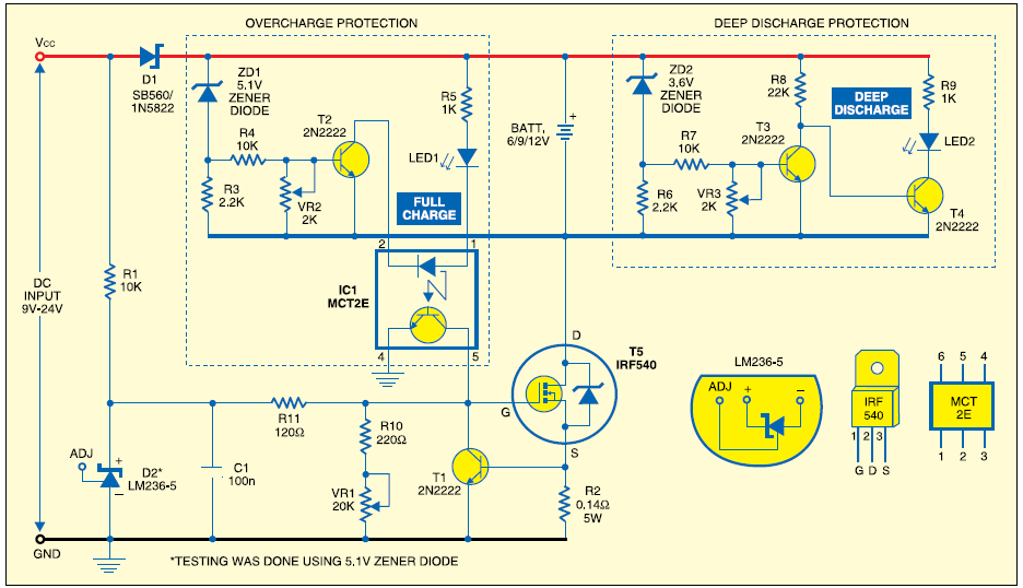 constant current battery charger circuits projects rh circuits projects blogspot com 48 Volt Battery Charger Circuit 48 Volt Battery Charger Circuit