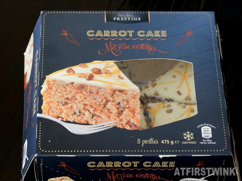 Aldi carrot cake