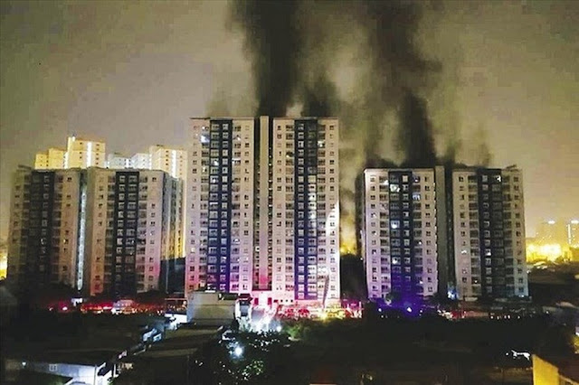 Carina Plaza owner arrested in fire probe