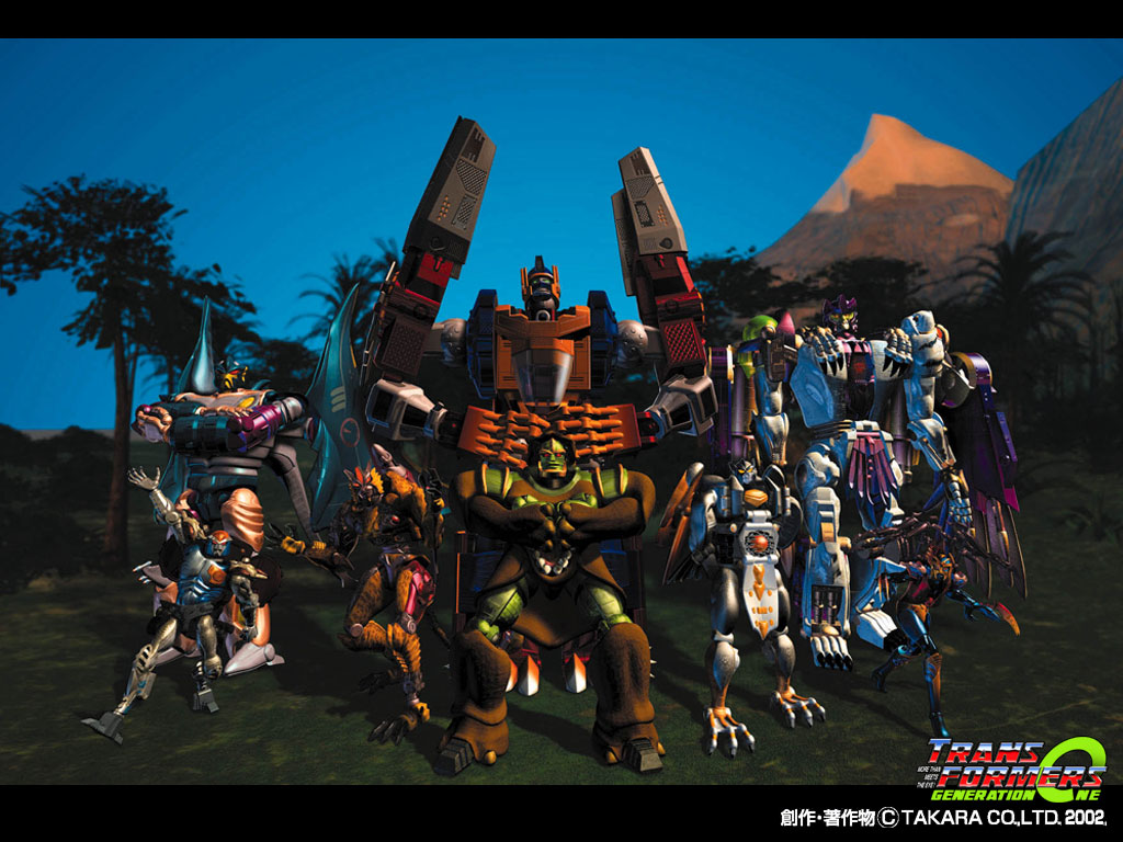 Rampage Transformers Armada