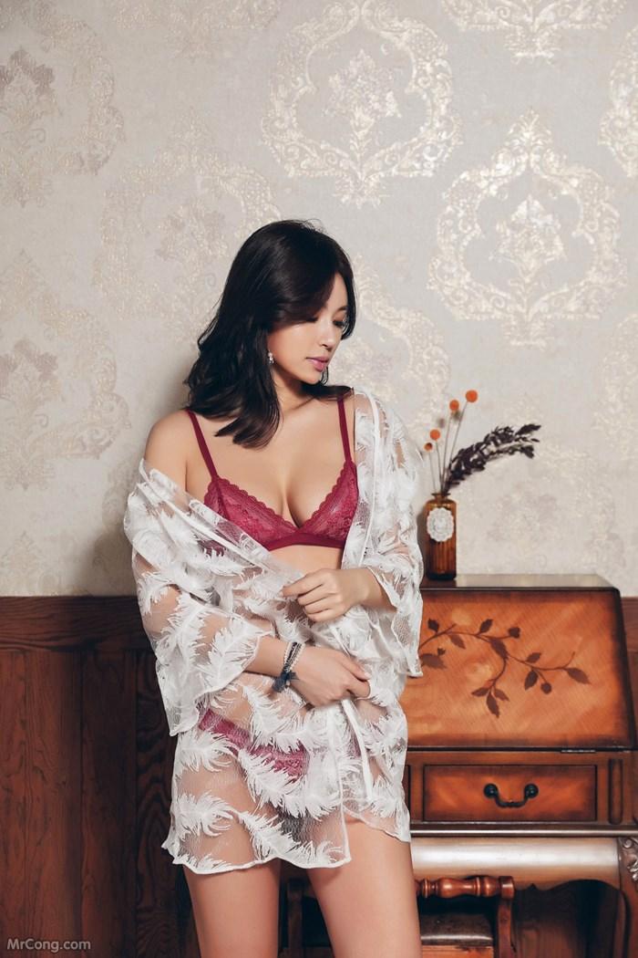 Image Kwon-Soo-Jung-MrCong.com-081 in post Người đẹp Kwon Soo Jung đầy mê hoặc trong bộ sưu tập nội y (134 ảnh)