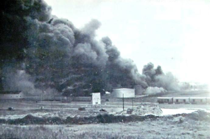 Historia del bombardeo del puerto de Mar del Plata en 1955