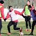Antalyaspor: Samuel Eto'o s'entraine et la recrue, Sandro Ranieri