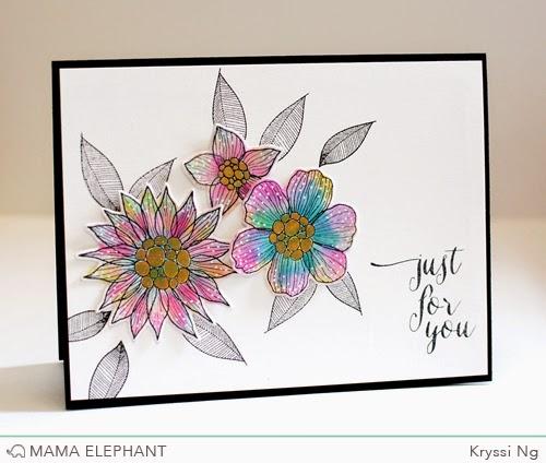 Design Blog: Simon Says Stamp + Mama