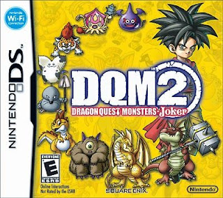 Dragon Quest Monsters: Joker 2, NDS, Español, Mega, Mediafire
