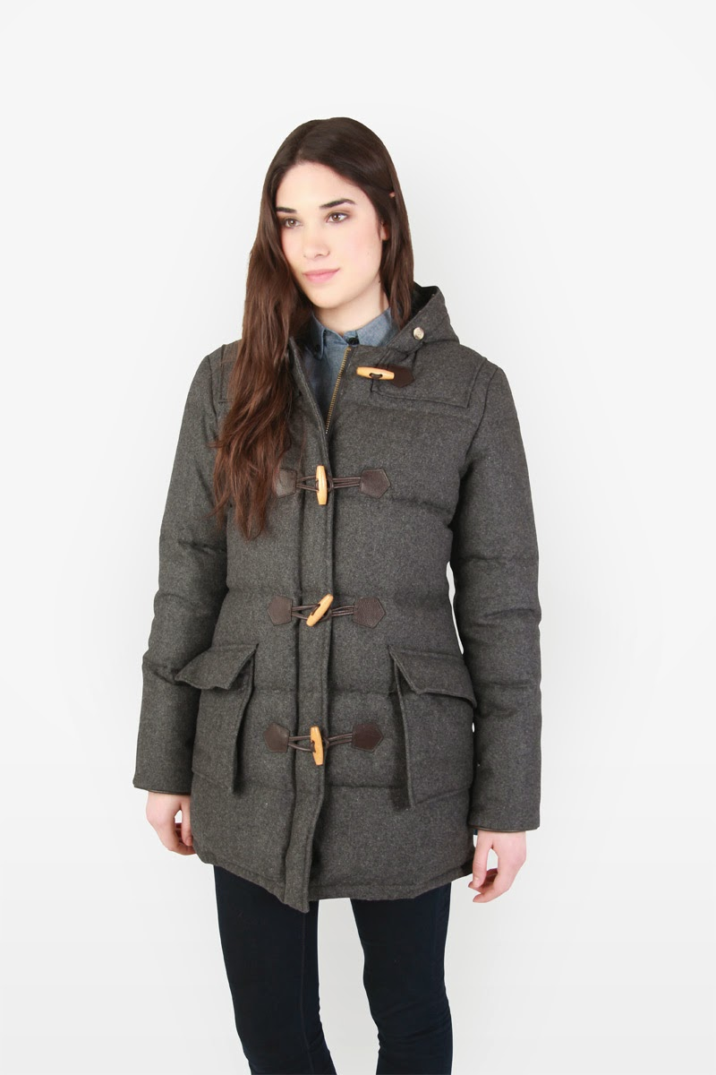 Super Warm Down Coats for a New York Winter - Tracy Kaler