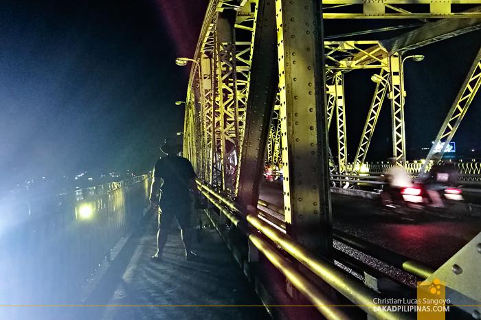 Truong Trien Bridge Hue