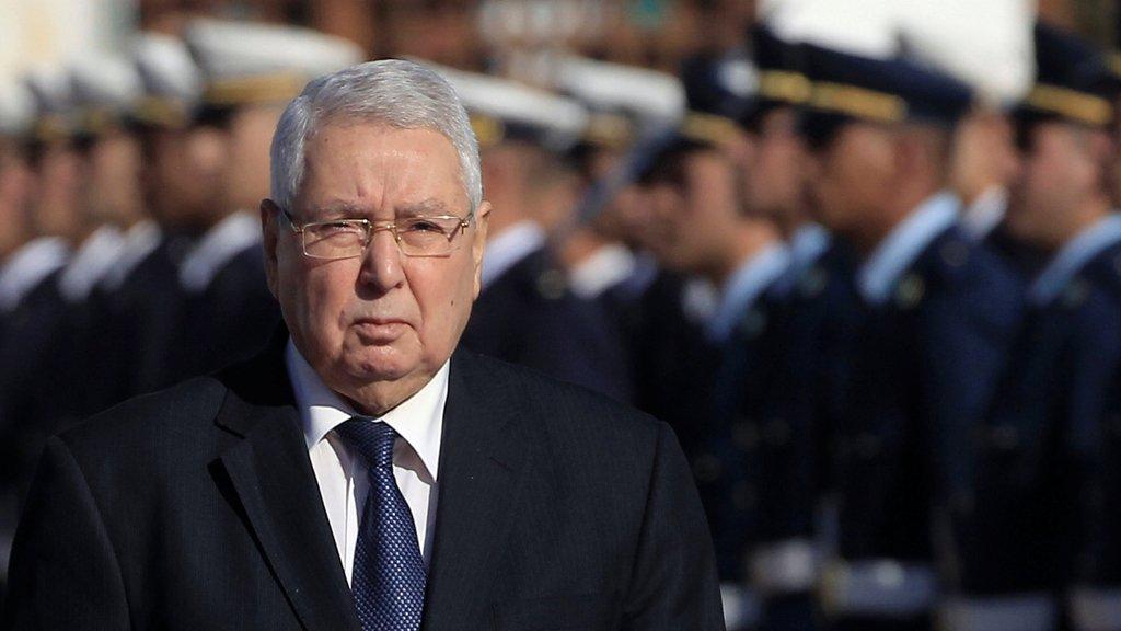 الجزائر: تحديد 4 يوليوز موعدا لانتخاب خليفة بوتفليقة
