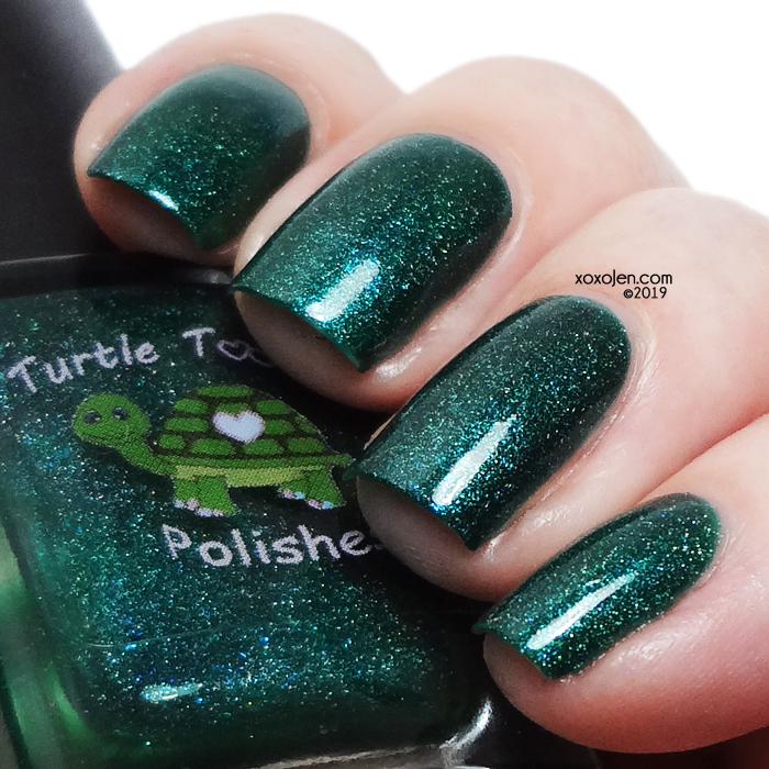 xoxoJen's swatch of Turtle Tootsie Thankful for Friends